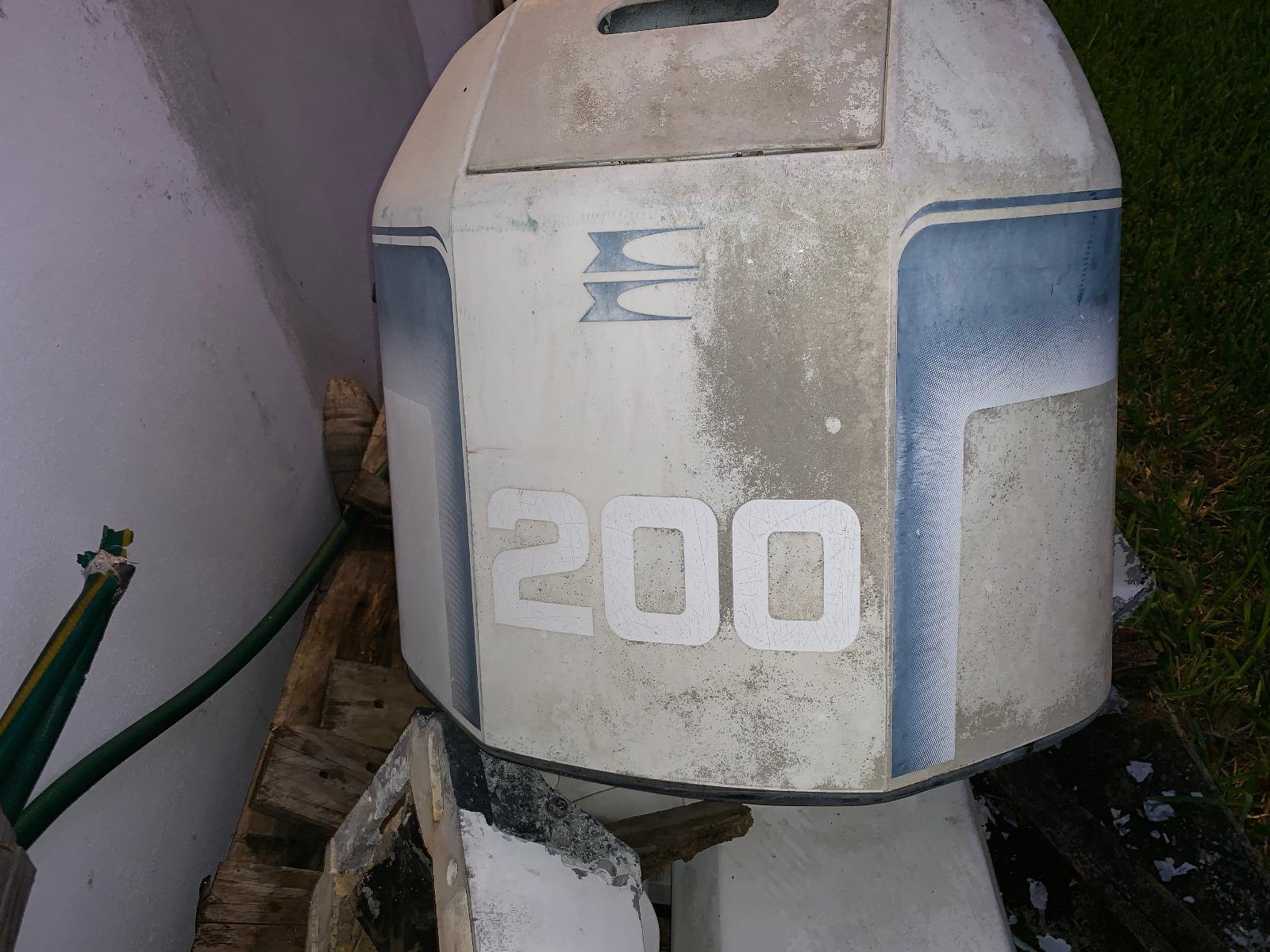 Evinrude Ocean Pro 200 (Parts)