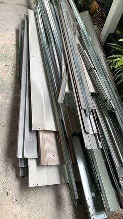 Aluminum Storage Shed