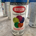 Sell: Blue Spray paint (8 cans)