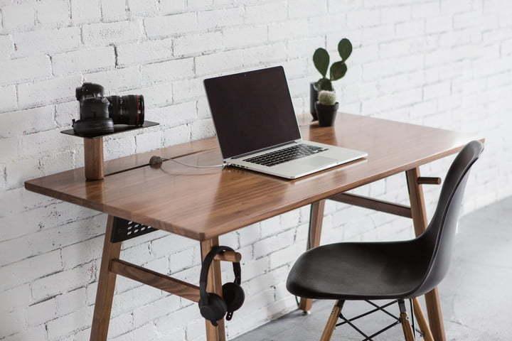 Desk in House
