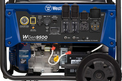 Rent: Portable Generator