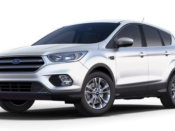 Renting Out: Ford Escape
