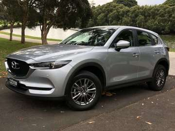 Renting Out: Mazda CX-5