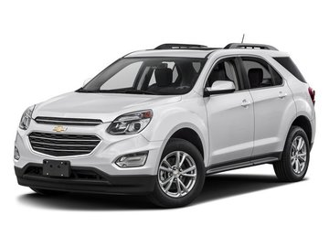 Renting Out: Chevrolet Equinox