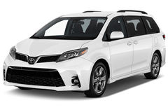 Renting Out: Toyota Sienna