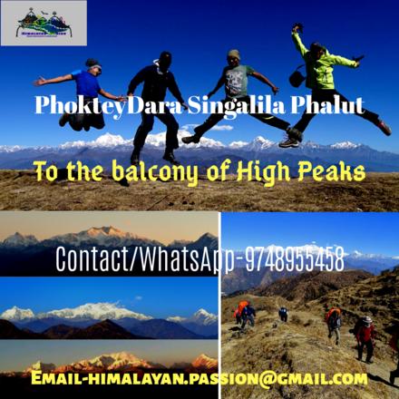 Hosting: PhokteyDara Singalila Phalut
