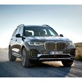 Renting Out: BMW X7
