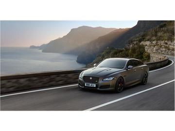 Renting Out: Jaguar XJ