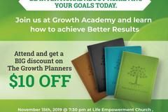 Sell: The Growth Planner
