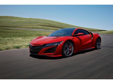 Renting Out: Acura NSX