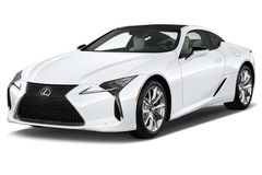 Renting Out: Lexus LC