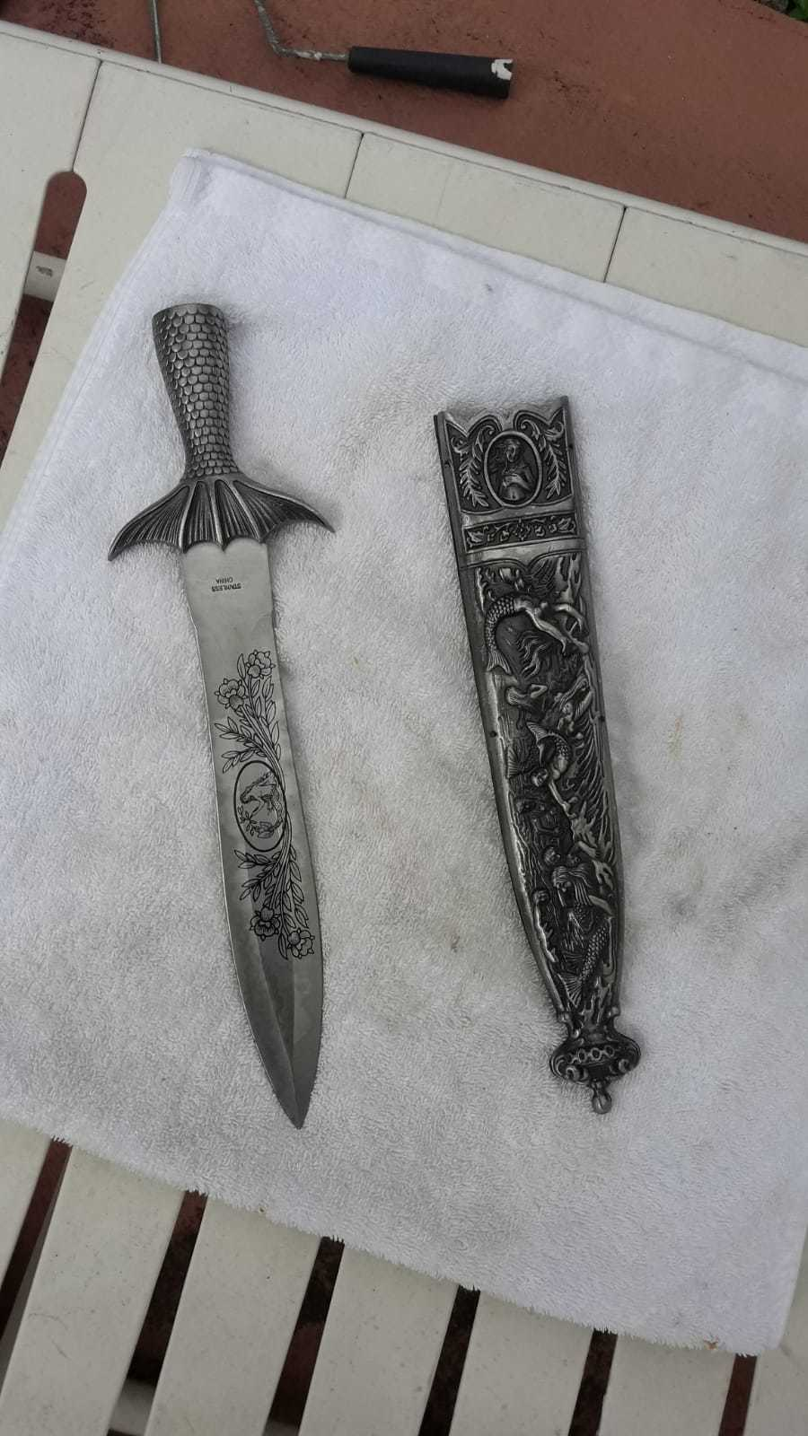 Mermaid Dagger