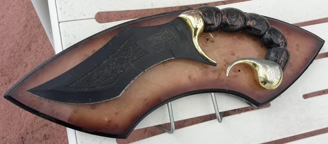 Scorpion Blade