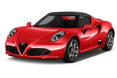 Renting Out: Alfa Romeo 4C