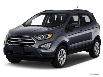 Renting Out: Ford EcoSport