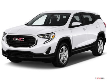 Renting Out: GMC Terrain