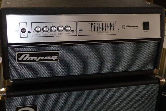 Ampeg SVT-350AV