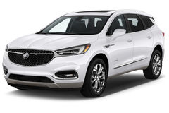 Renting Out: Buick Enclave