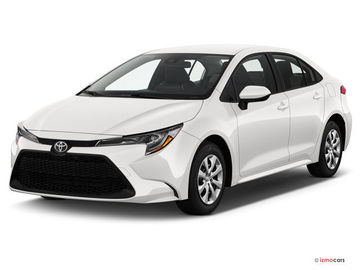 Renting Out: Toyota Corolla