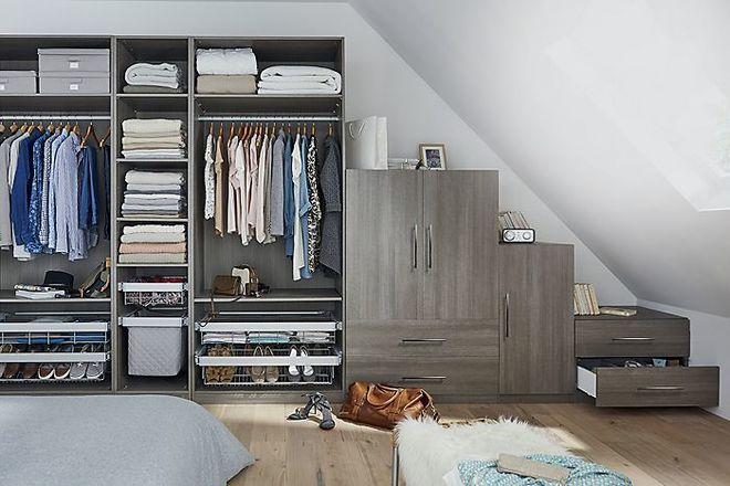 Per hour: Bedroom storage