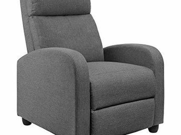 Per hour: Adjustable Recliner Chair