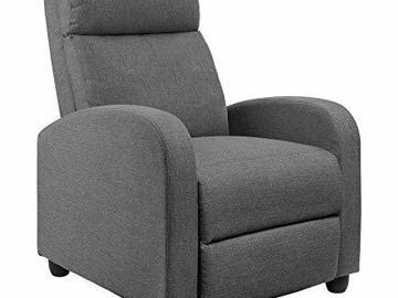 Adjustable Recliner Chair