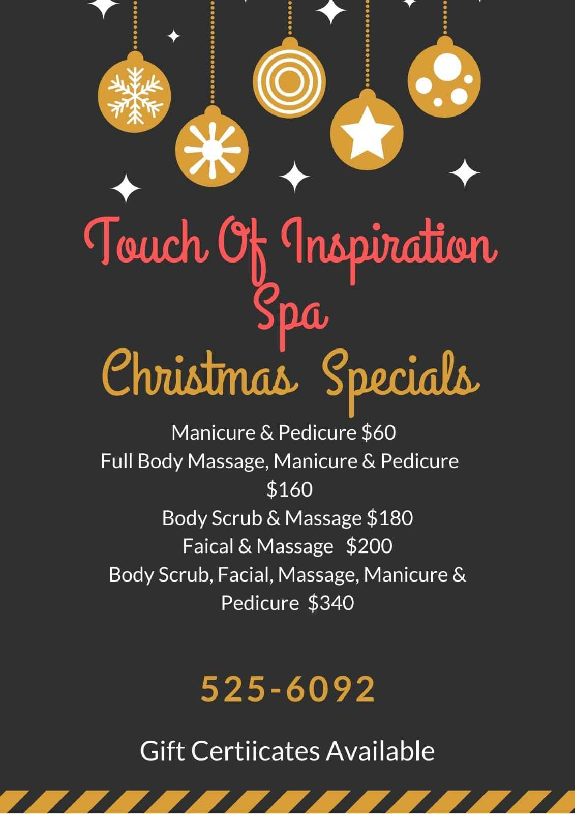 Touch of Inspiration Spa