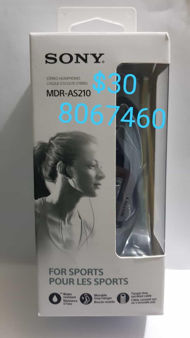 Sony Sports Headphones