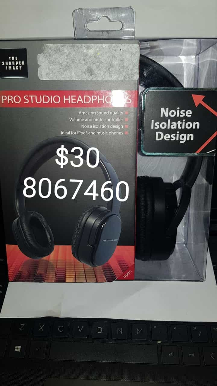 Pro Studio Headphones