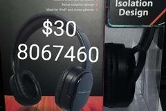 Sell: Pro Studio Headphones