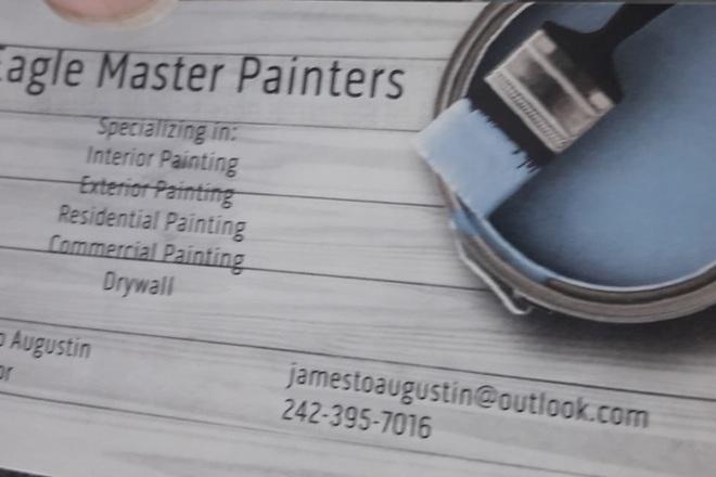 Eagle Master Painting