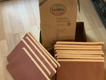 Sell: Expansion Folders