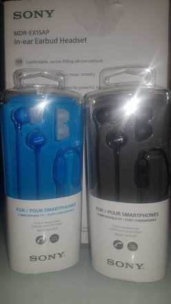 Sony Earbuds