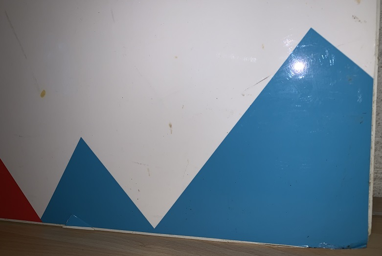 Kafe Kalik Poster Board (salvaged)