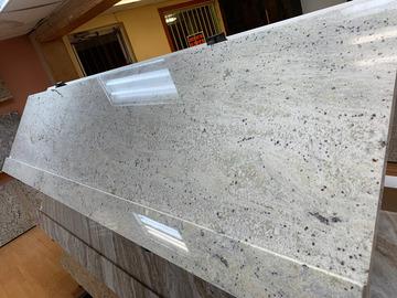 Sell: Stream White Granite Countertop