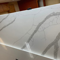 Sell: Calcutta White Quartz Countertop