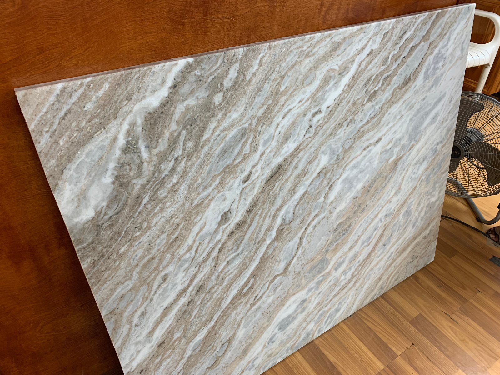 Fantasy Brown Marble Countertop