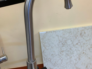 High Arc Kitchen Faucet