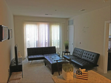 Renting out without online payment: Upscale Apartment in Downtown D.C.