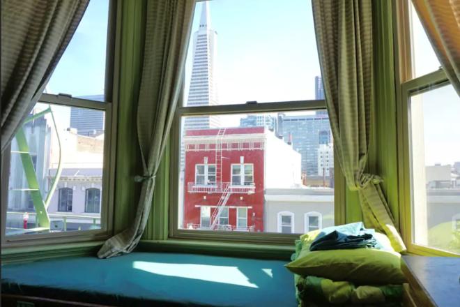 Dorm Beds at Social SF Hostel #1