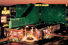 Renting out without online payment: MGM Grand