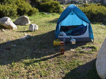 Renting out: Camping Tent