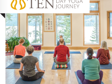 Buy Now: 10 Day Yoga Journey