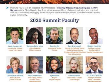 Event: Global Leadership Summit 2020