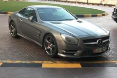 Renting out with online payment: Mercedez Benz SL 500