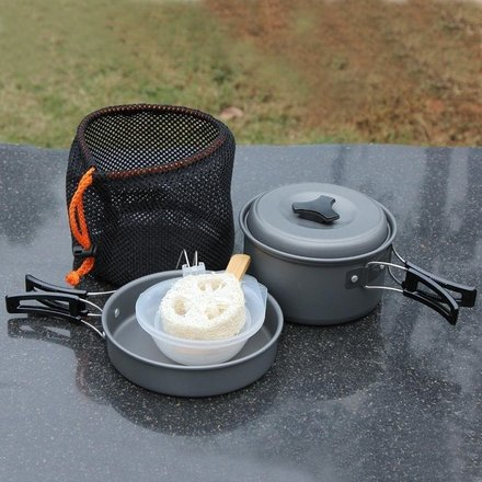 Renting out: Camping cookware 2 person