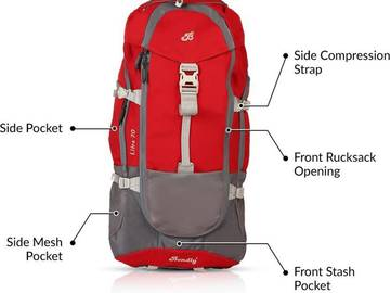 Micro blog: Value for money 70 L Rucksack