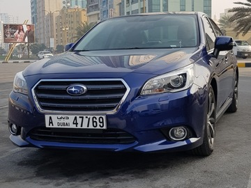 Renting out without online payment: Subaru Legacy 2.5L Automatic 2017