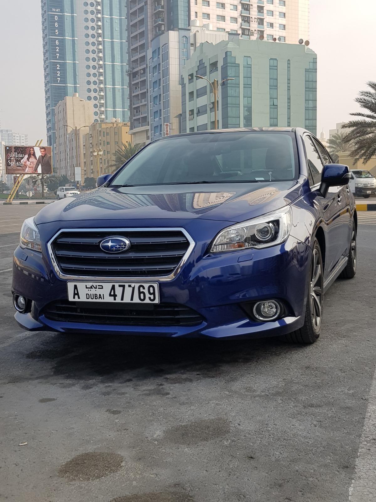 Subaru Legacy 2.5L Automatic 2017