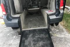 Sell: Wheelchair Accessible Van